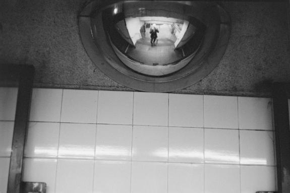 Whitehall Street Station, 7:45PM, September 25, 2010