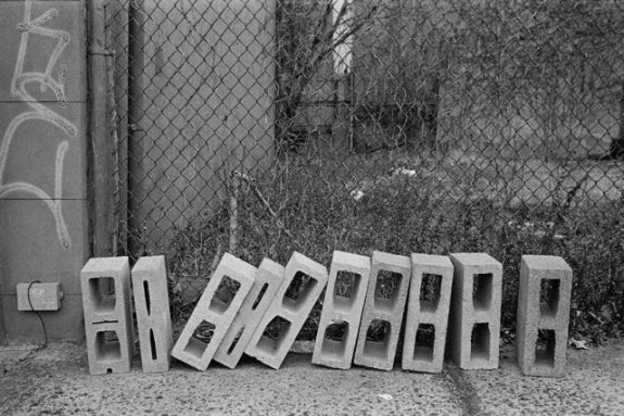 A Visual Metaphor for my Photography Practice - Bergger BRF 400 Plus @ EI400, Rodinal 1+50 7 min 75F, Leica M4 & 35mm Summicron IV