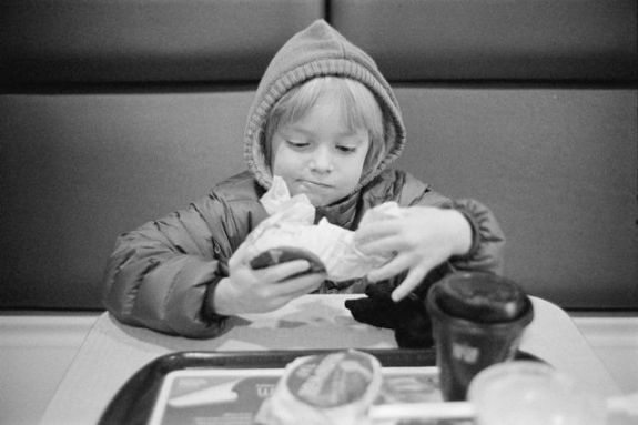 Diggin' in - Bergger BRF 400 Plus @ EI400, Rodinal 1+50 7 min 75F, Leica M4 & 35mm Summicron IV